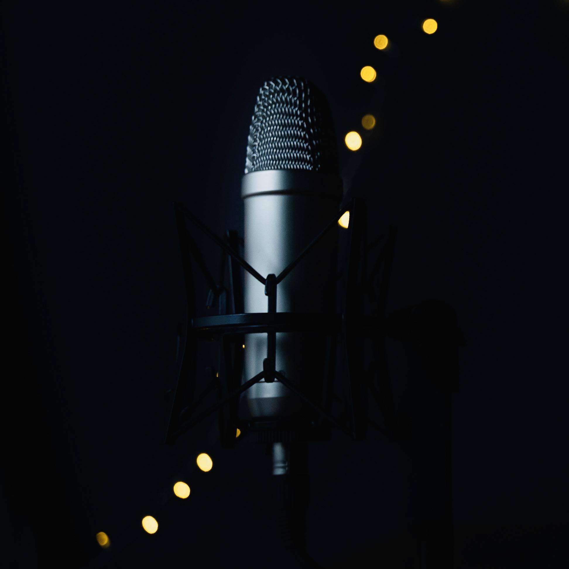 Podcastproduktion Anja Mörk